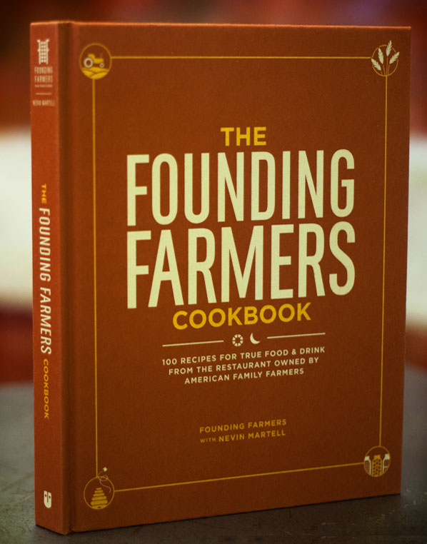 Founding Farmers Cookbook