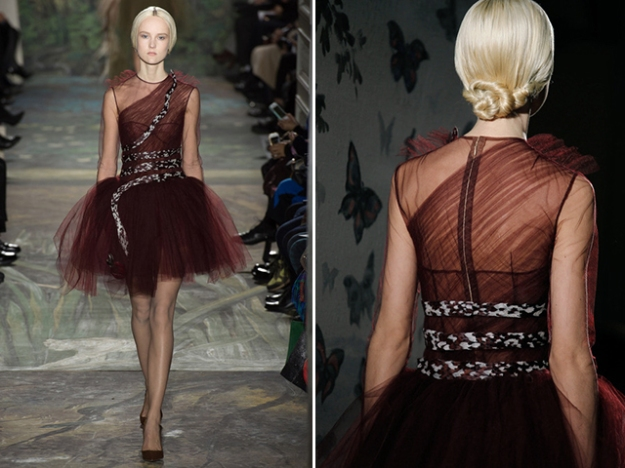 Valentino Snake Dress