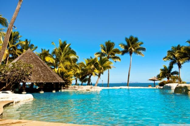 Do they drink Fiji water in Fiji?  (image source)