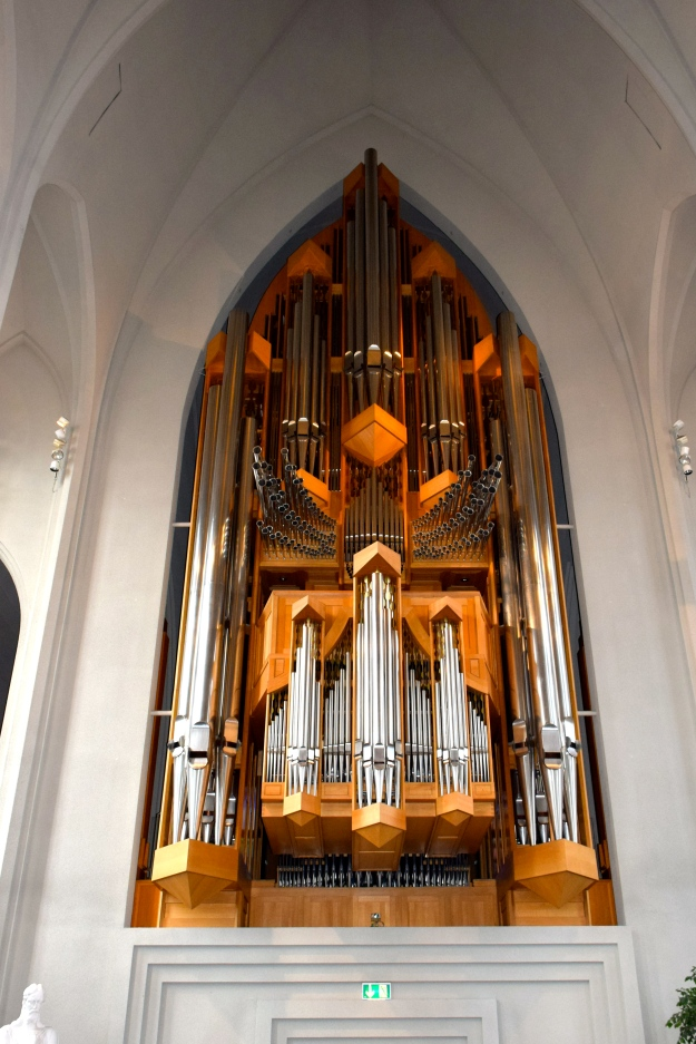 Hallgrimskirkja pipe organ