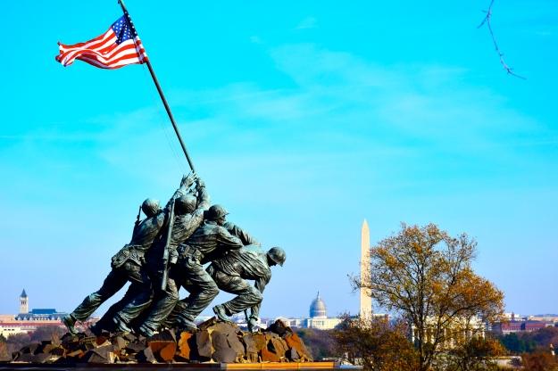 Iwo Jima/Monument