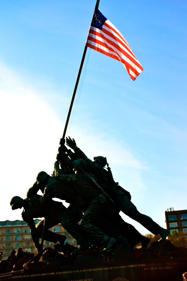 Iwo Jima - Shadow