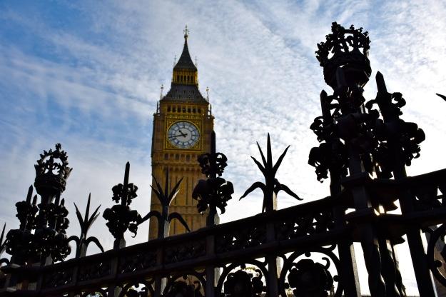 Big Ben gate