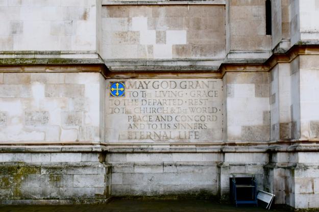 Westminster prayer