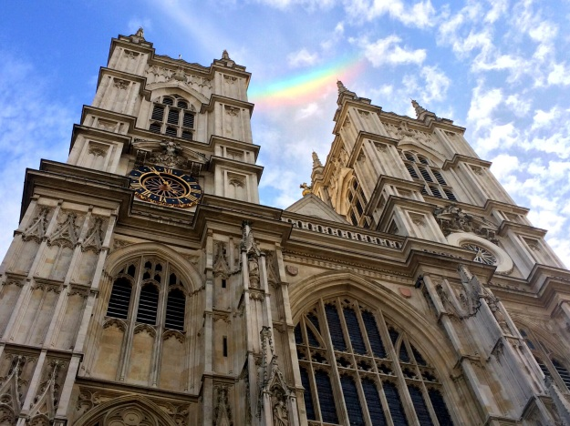 Westminster rainbow