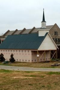 Fake Church TWD